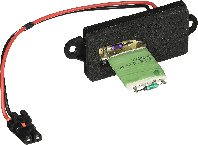 balikha 22807122 Blower Regulator Resistor for Cars Front