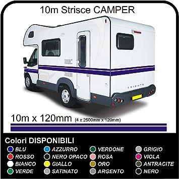 Wohnmobil Wohnwagen Grafik Dekoration Motorhome Aufkleber Camper Sticker Vinyl Wohnmobil Grafiken Streifen Set Rv Camper Van