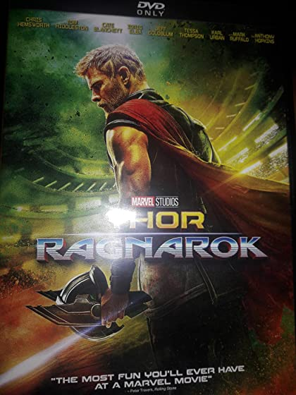Thor: Ragnarok (Theatrical Version) Good price for just the movie..