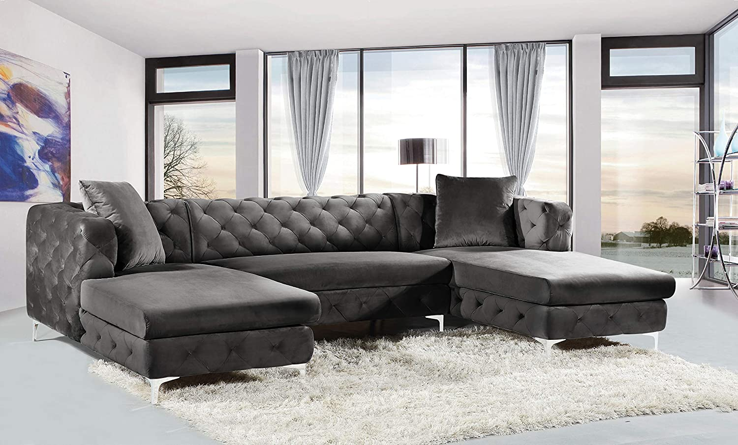 Meridian Furniture Gail Collection Modern
