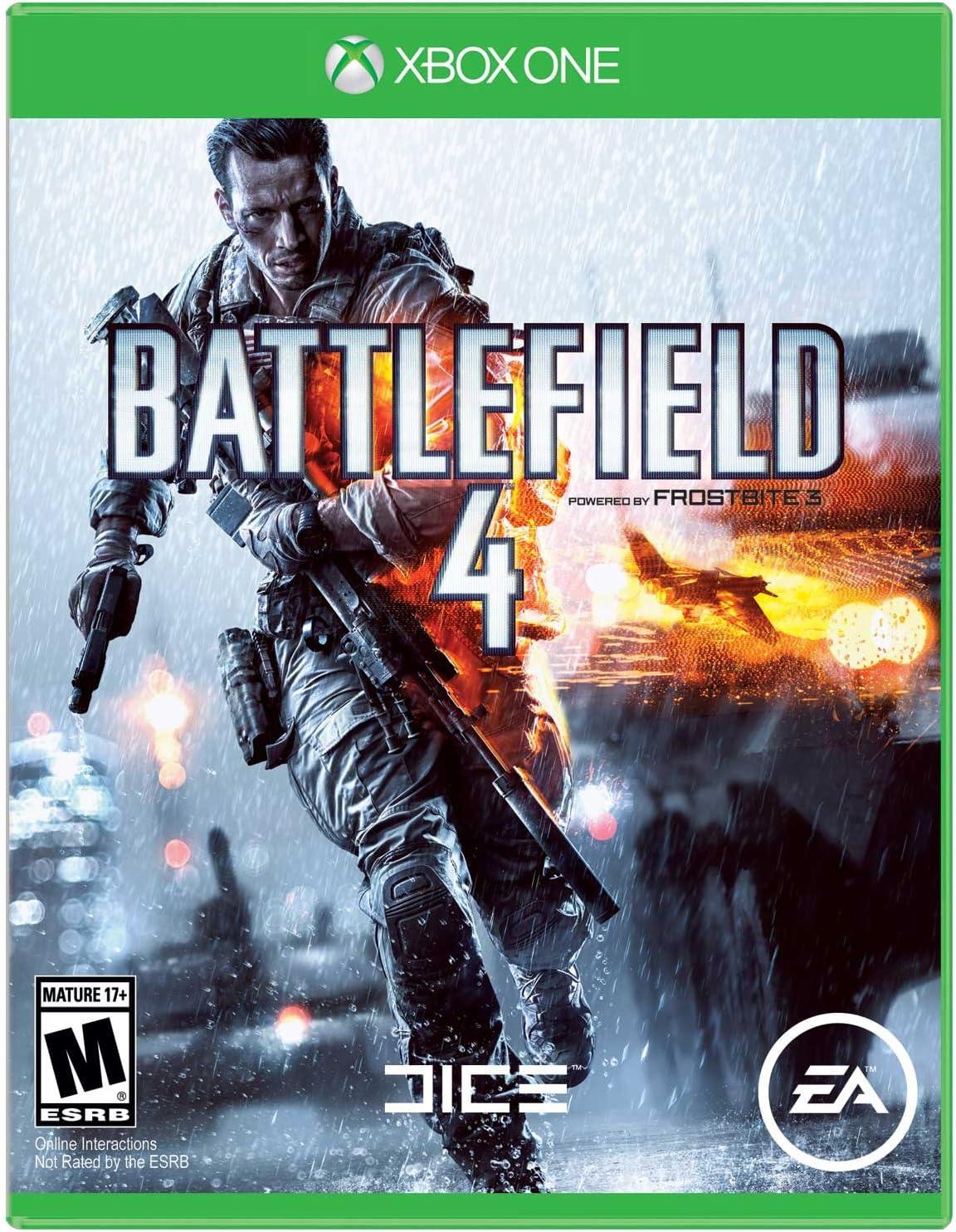 Electronic Arts Battlefield 4 Xbox One - Juego (Xbox One, Acción, ENG): Amazon.es: Videojuegos
