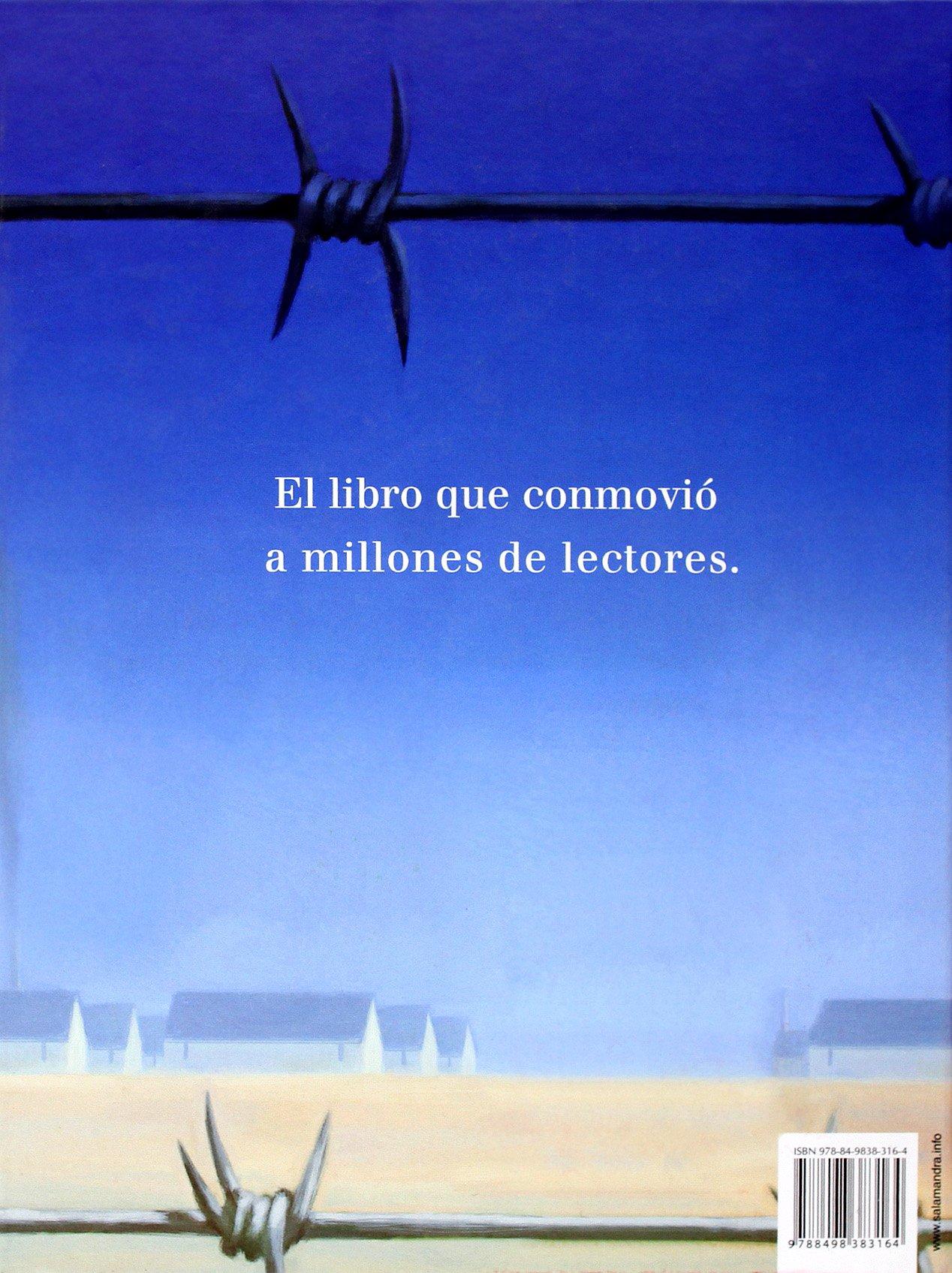 NIÑO CON EL PIJAMA DE RAYAS, EL (ilustrado): John Boyne: 9788498383164: Amazon.com: Books