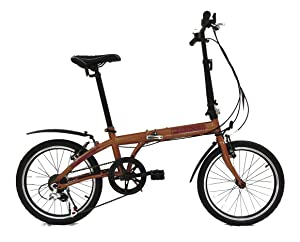 fBIKE Direct 6 Speed Folding Bike