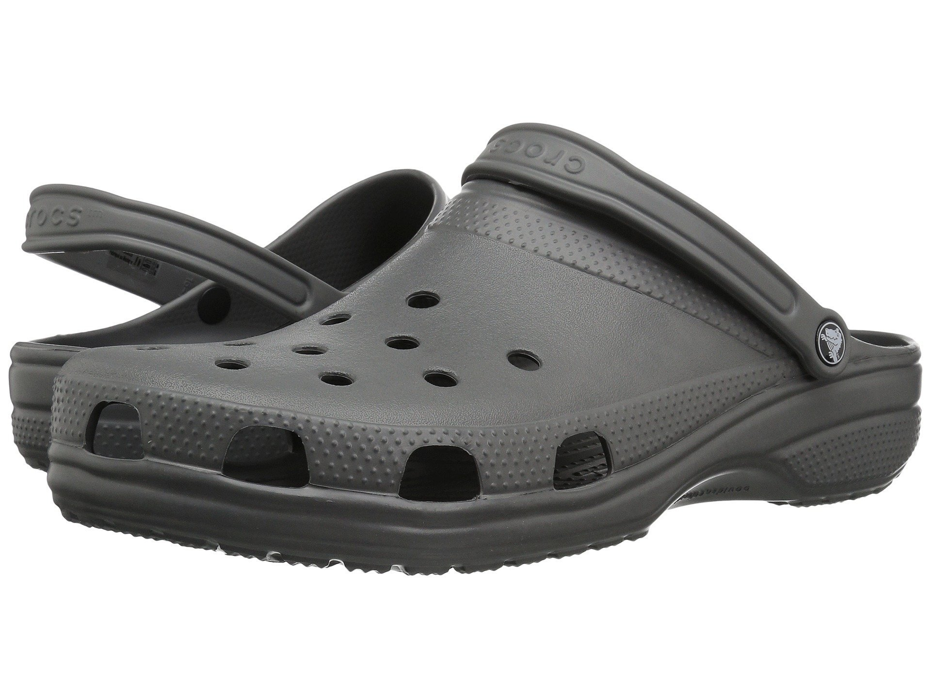 Crocs Classic Mule Slate Grey - 9 US Men/ 11 US Women M US