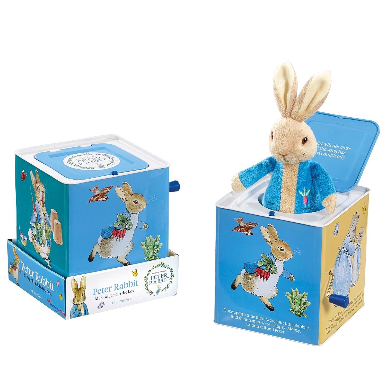 Rainbow Designs - Peter Rabbit - Jack in the Box Beatrix Potter