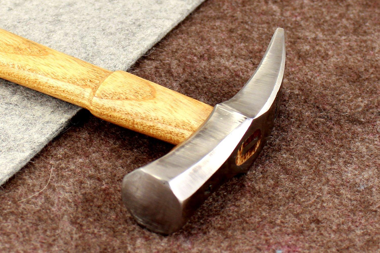 New Vergez Blanchard Saddler Leather Hammer (size 4) by Vergez Blanchard (Image #4)