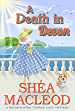 A Death in Devon (Sugar Martin Vintage Cozy Mysteries Book 1)