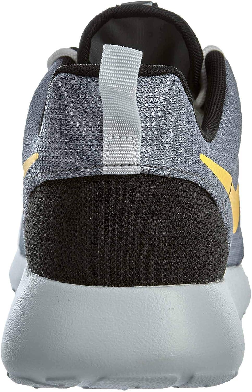 Nike Roshe One Cool Grey Laser Orange Mens