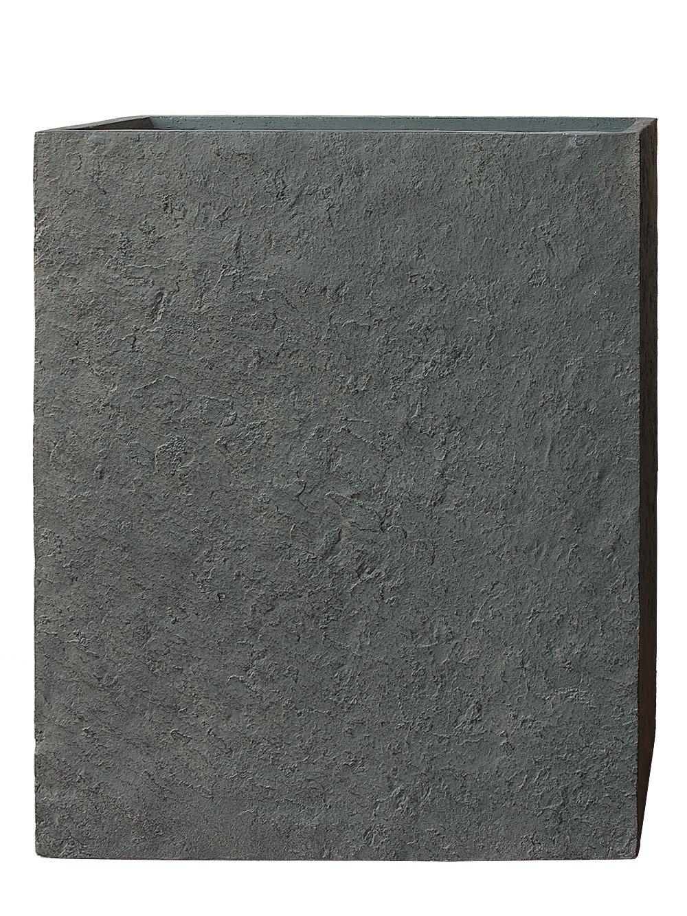 PFLANZWERK® Pflanzkübel DIVIDER Lava Grey 92x80x30cm *Frostbeständig* *UV-Schutz* *Qualitätsware*