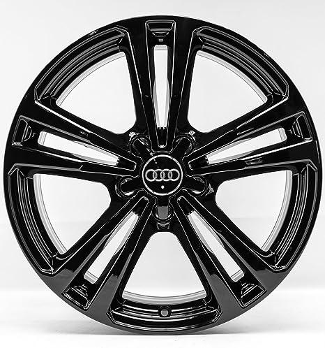 Llantas de aleación originales para Audi de 18 pulgadas, 7,5x18: Amazon.es: Coche y moto