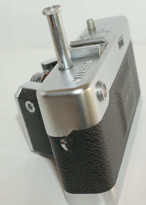 Vintage Voigtlander Vitessa 1:2//50mm Rangefinder Camera with Original Case