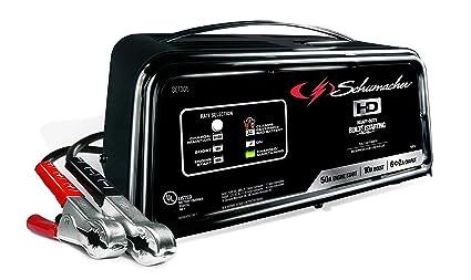 Schumacher Sc1305 2 10 50a 12v Automatic Battery Charger