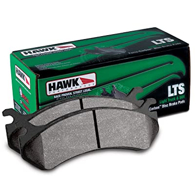 Hawk Performance HB477Y.610 LTS Brake Pad: Automotive