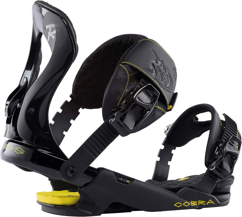 Rossignol Cobra Snowboard Bindings Mens