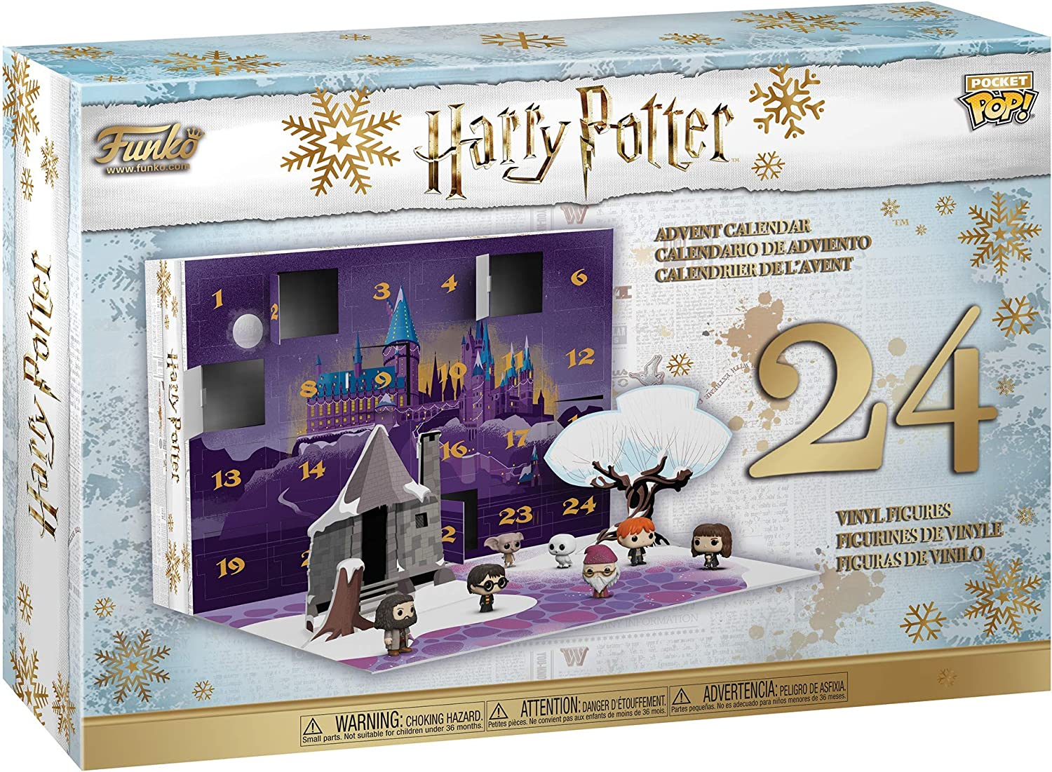 CHOOSE FROM LIST 2019 HARRY POTTER ADVENT CALENDAR INDIVIDUAL FUNKO POP VINYL