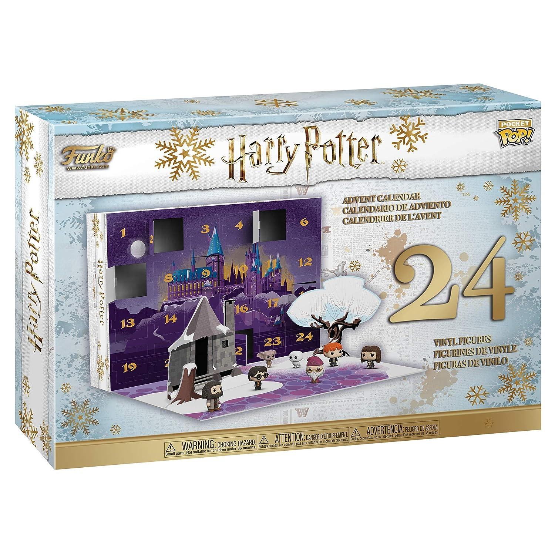 Calendario Harry Potter.Funko Advent Calendar Harry Potter