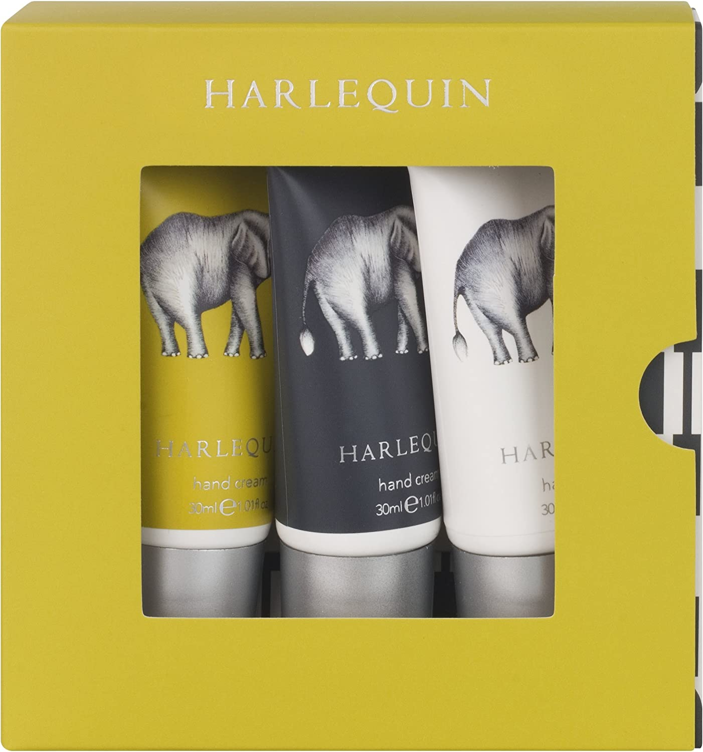 Harlequin Papilio Hand Cream Gift Set by Heathcote & Ivory