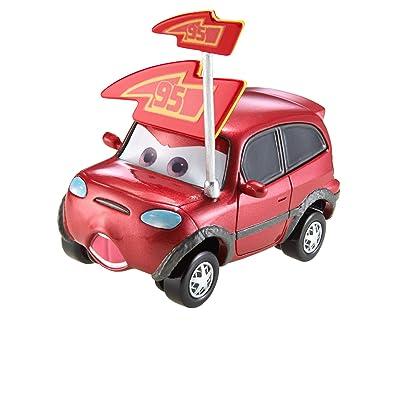 Disney Pixar Cars Timothy Twostroke Die-Cast Vehicle: Toys & Games