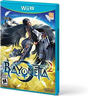 Bayonetta 2 (Single Disc) - Wii U by Nintendo: Amazon.es: Videojuegos