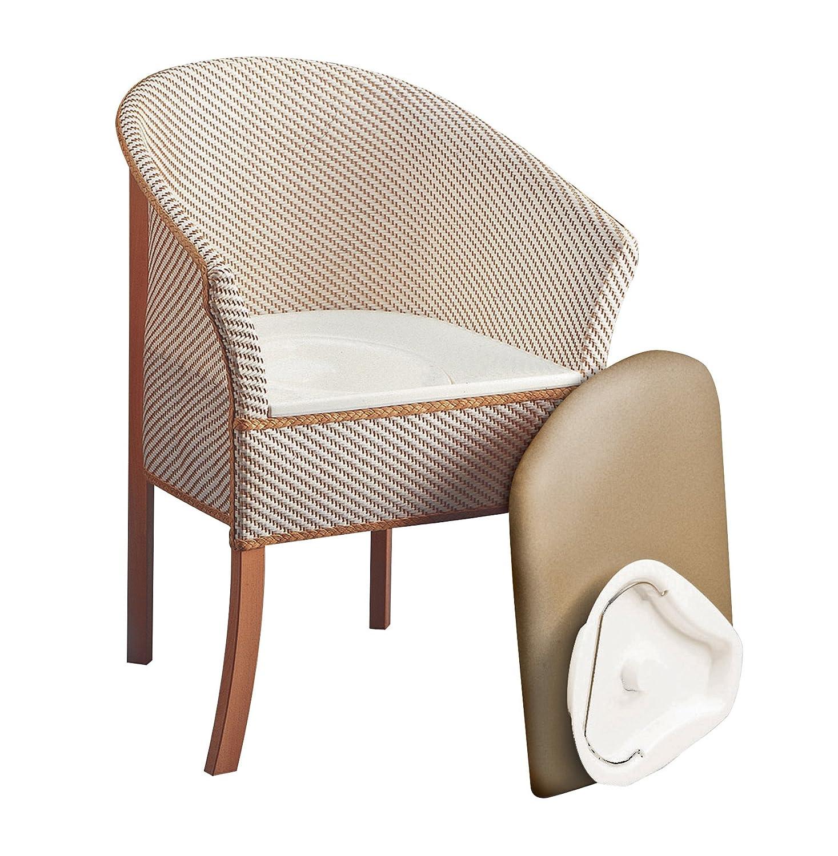 Performance Health Basketweave Commode Chair Amazon Co Uk Health