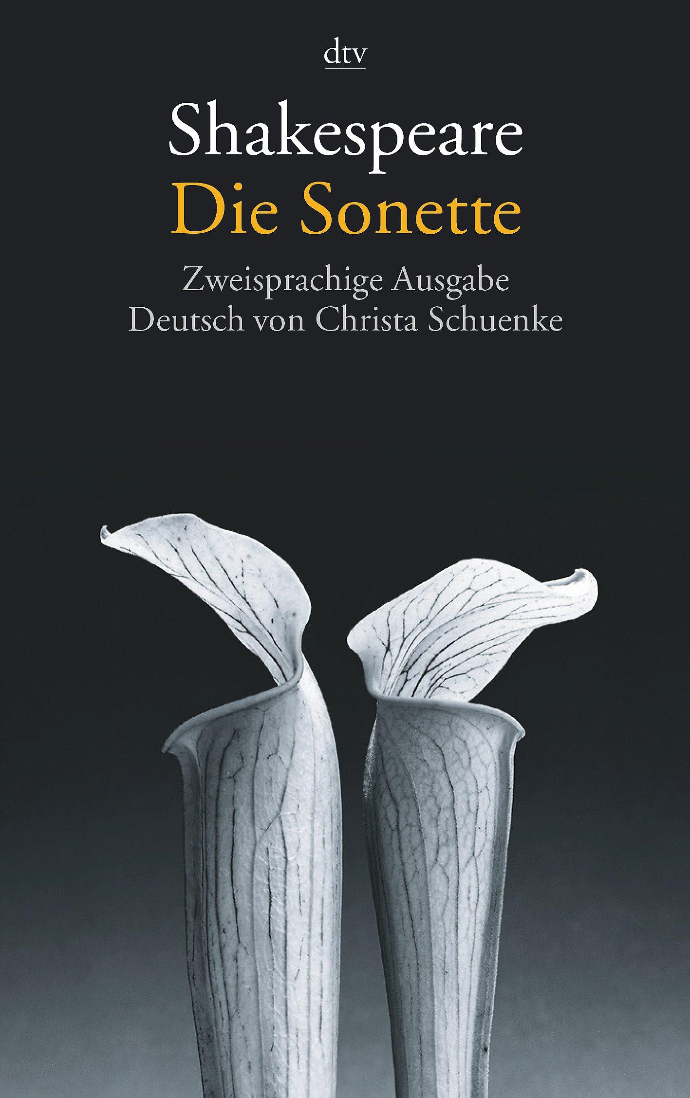 Die Sonette: Zweisprachige Ausgabe: Amazon.de: William Shakespeare ...
