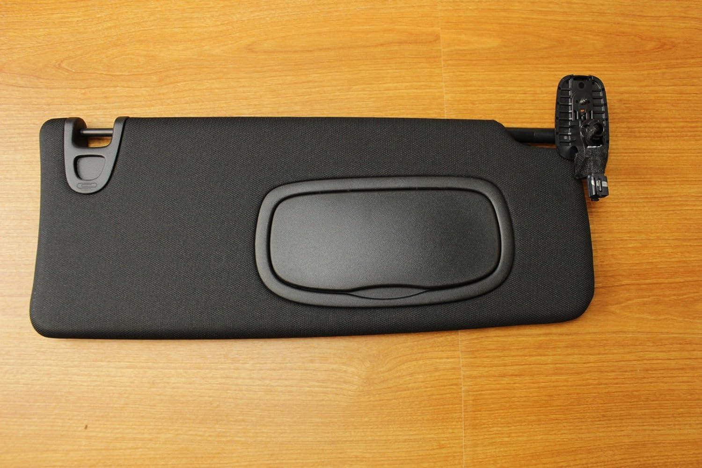 Amazon.com  Dodge Dart Black Passenger Sun Visor w  Mirror Mopar OEM   Automotive ecbaea1d6f3