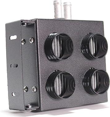 2 REAR Premium Grade OE Semi-Loaded Caliper Assembly Pair Set CKOE00935