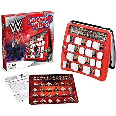 Winning Moves Games Game - WWE Guess Who Game: Toys & Games