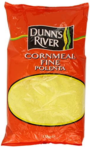Dunns River Cornmeal Fine Large Packets 1.5 Kg (6 pack)