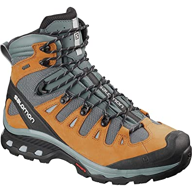 nouveau concept e09da 50e2f SALOMON Men's Quest 4d 3 GTX Hiking Shoe