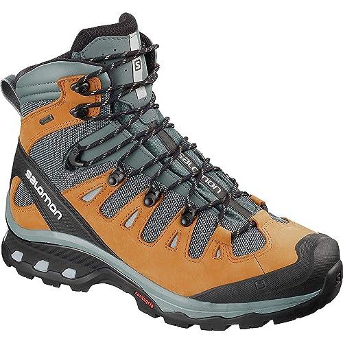 Salomon Quest 4D 3 Gore-Tex Bota De Trekking - SS19: Amazon.es: Zapatos y complementos