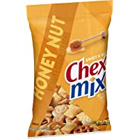 Chex Mix Snack Mix, Sweet & Salty Honey Nut, 8.75 oz. Bag