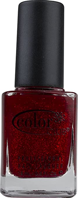 Color Club Nail Polish Ruby Slippers CC489