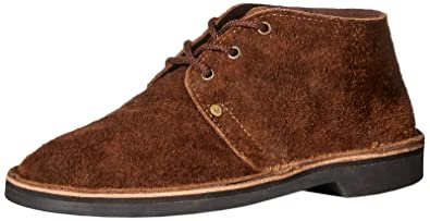 162ccab5f0a Brother Vellies Unisex Erongo Suede Vellie Chukka Boot