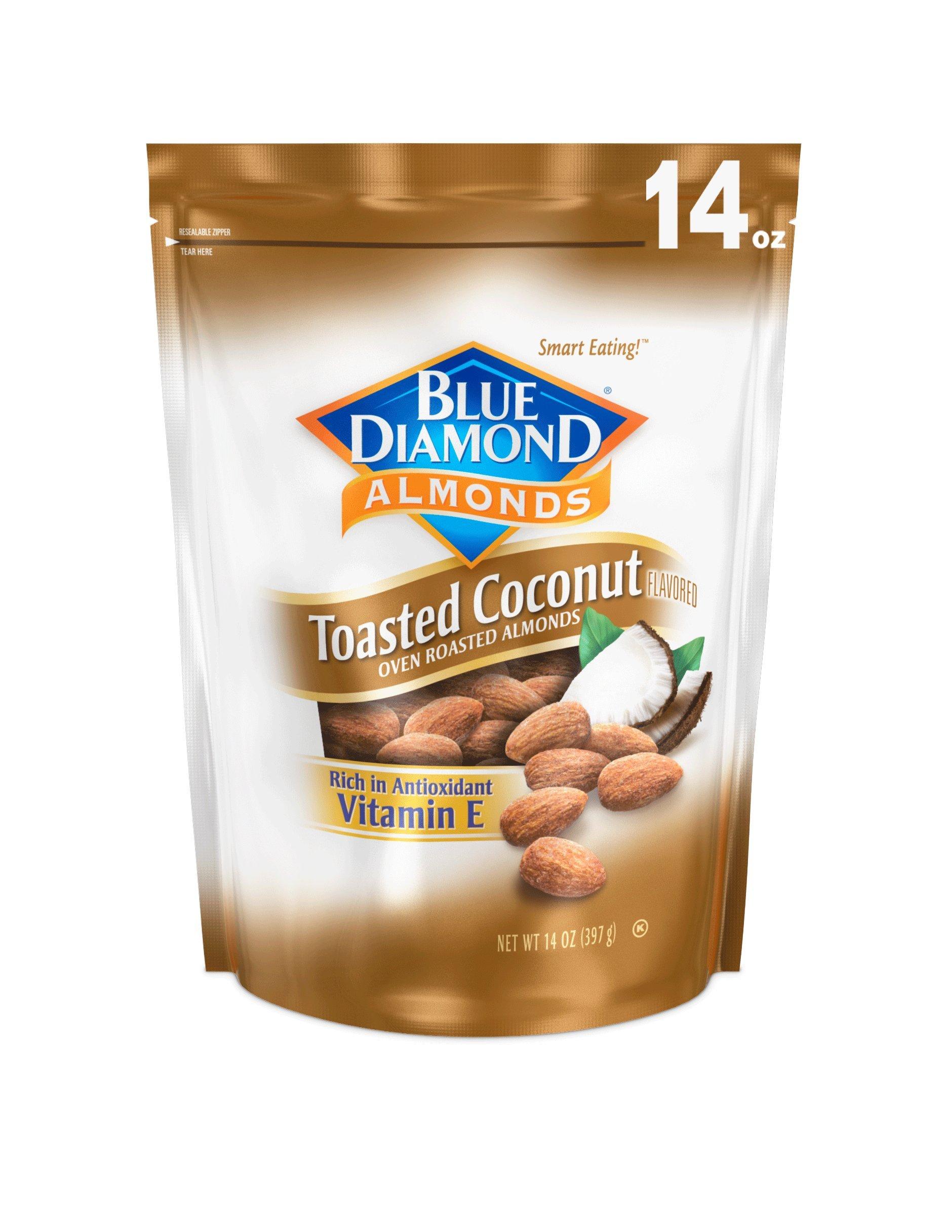 Coconut Almonds With Dark Chocolate Amazon