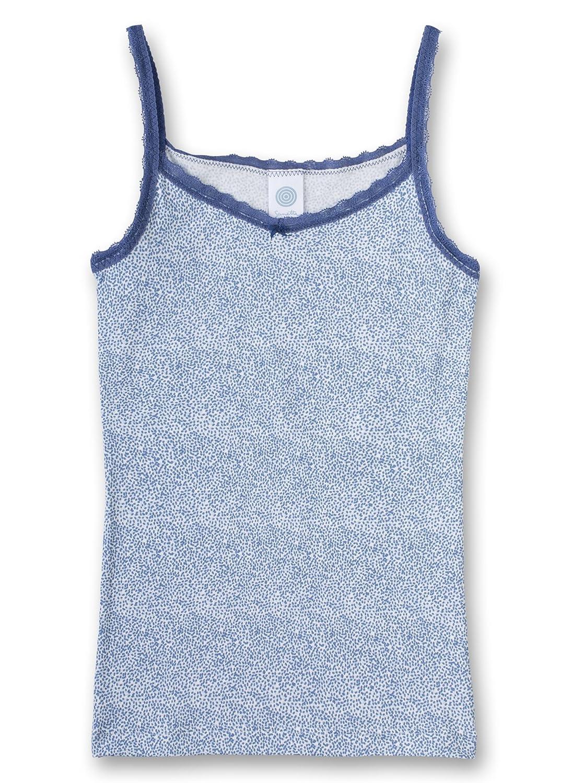 Sanetta Mädchen Unterhemd Top Allover 345231.0