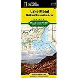 Lake Mead National Recreation Area Topographic Map: Arizona/Nevada, USA