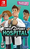 Two Point Hospital (輸入版:北米) – Switch
