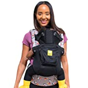 SIX-Position, 360° Ergonomic Baby & Child Carrier Disney Baby Collection by LILLEbaby – The Complete Airflow (Mickey Classic)