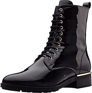 Womens 4-10 1635 0100 Boots, Black, 5 UK H?gl