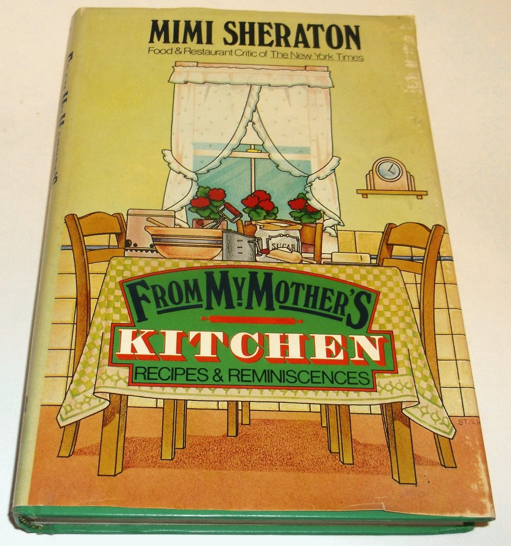 My Mothers Kitchen Recipes Reminiscences product image