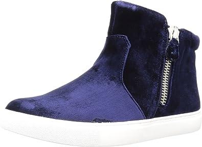 Carole Double Zip Mid-top Sneaker