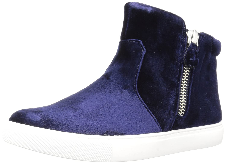 Gentle Souls Women's Carole Double Zip Mid-Top Sneaker B075H5Y2HQ 11 B(M) US|Navy