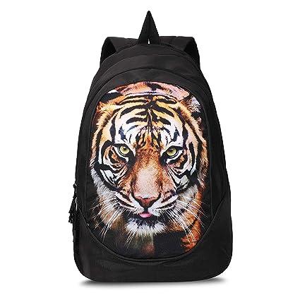 90HILLS STYLO 30 Litre Printed Casual Laptop Bag    College Bag    Backpack (Print8)