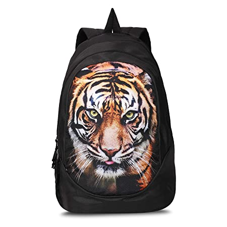 90HILLS STYLO 30 Litre Printed Casual Laptop Bag || College Bag || Backpack (Print8)