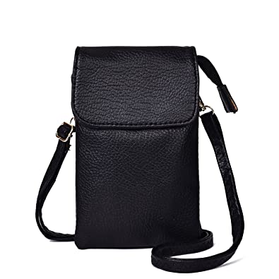 Little Black Shoulder Bag