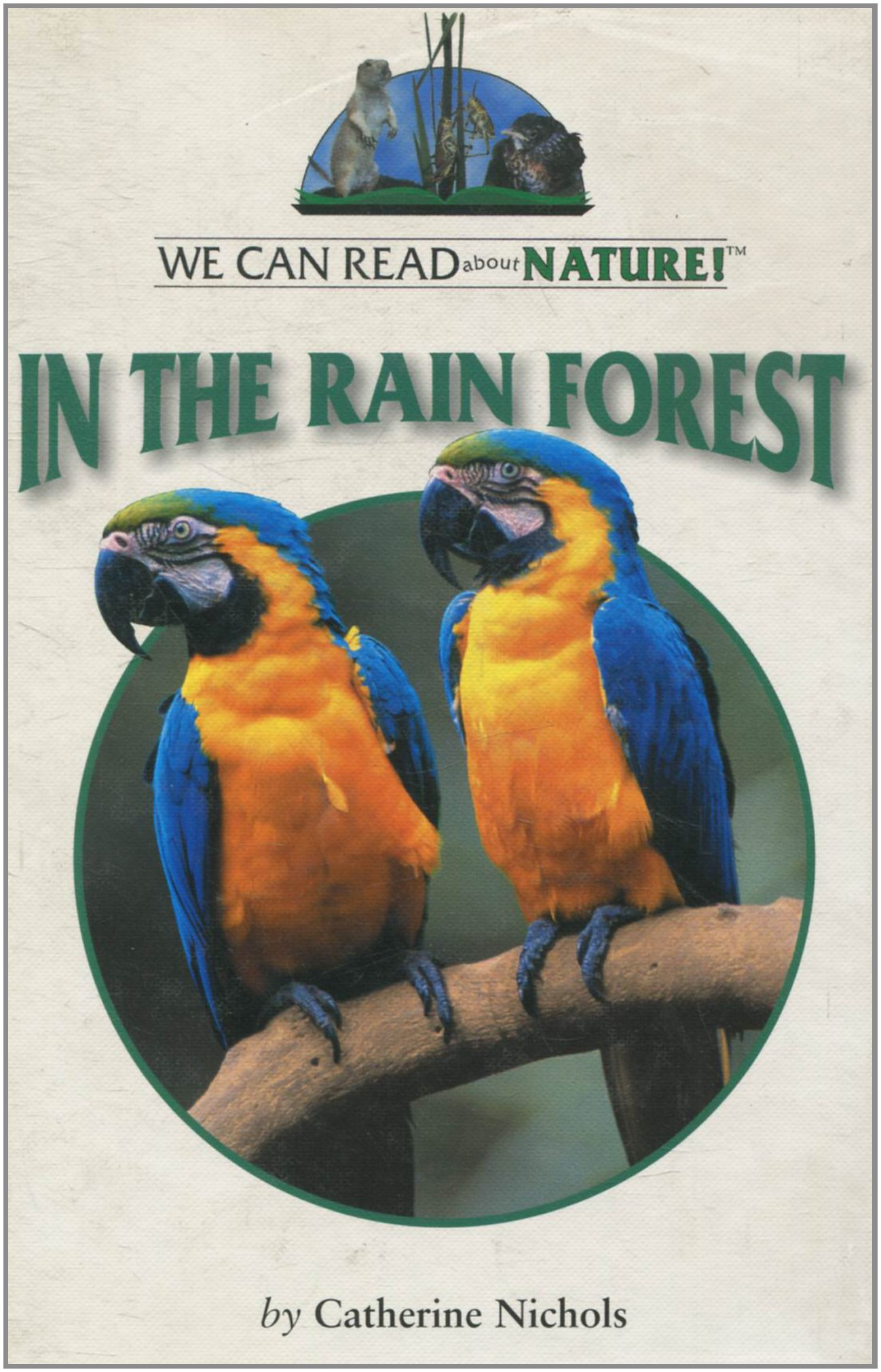 Download In the Rain Forest (We Can Read about Nature!) PDF