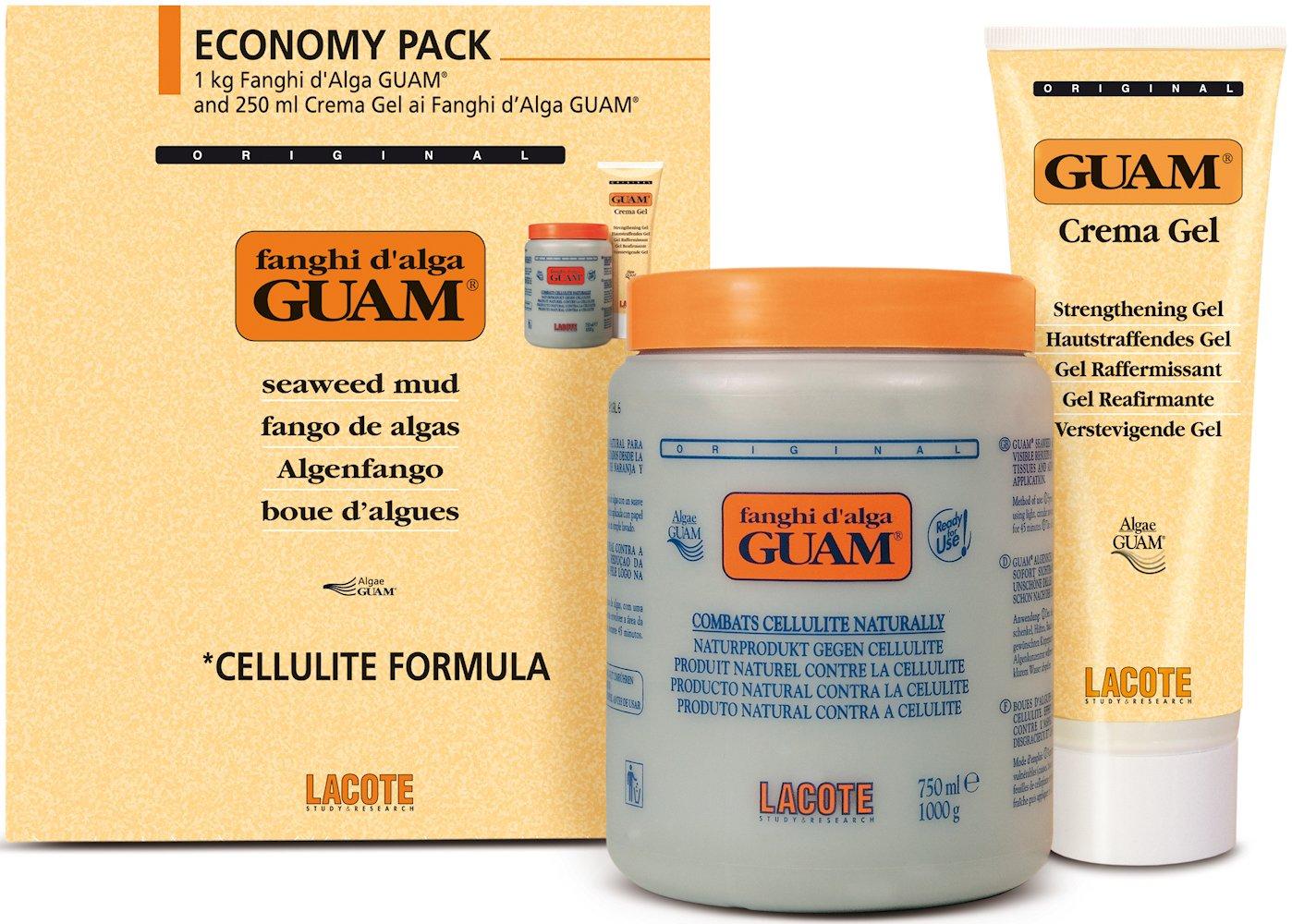 Guam anti cellulite erfahrungen