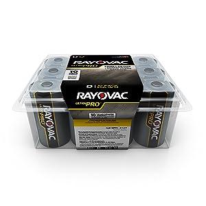Rayovac D (ALD-12PPJ)