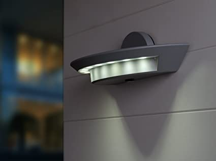 Moderne Lampen 81 : Moderne außen leuchte anthrazit w v hoflampe aluminium